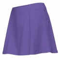 wilson - fusta wilson performance skirt, femei, mov, xl