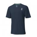 wilson - tricou wilson hall of fame, barbati, albastru, l