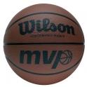 wilson - minge de baschet wilson mvp traditional series, 7, maro/negru/auriu