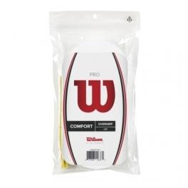 wilson - pro overgrip 30pk wh