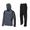 wilson - trening wilson new knit warmup, juniori, gri, xl