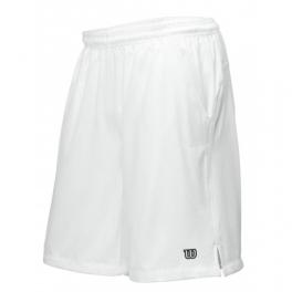 wilson - pantaloni scurti wilson rush, barbati, alb, l