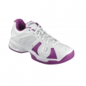 wilson - pantofi sport wilson rush open, femei, alb/roz, 39