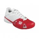 wilson - pantofi wilson rush pro cc, barbati, multicolor, 41 1/3