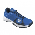 wilson - pantofi wilson rush 2, albastru, 41