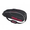 wilson - geanta badminton pro 6
