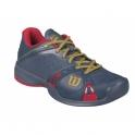 wilson - pantofi sport wilson rush pro cc, femei, 40 1/3