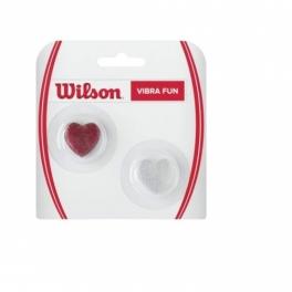 wilson - vibra fun glitter hearts  rdsi