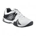 wilson - pantofi sport wilson m trnce impact, barbati, alb/negru, 46