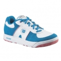 wilson - pantofi sport wilson clasic supreme, femei, alb/albastru, 41
