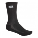 wilson - sosete crew men's black