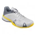 wilson - pantofi sport wilson rush pro hard court, barbati, gri, 41⅓