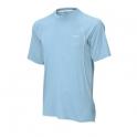wilson - tricou wilson straight sets crew, bleu, barbati, l
