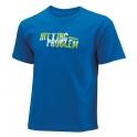 wilson - tricou wilson great get, juniori, albastru, xl