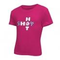 wilson - tricou wilson sweet succes, juniori, roz, l