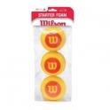 wilson - starter foam tball 3pack
