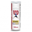 wilson - staff squash 3 ball tube db yel