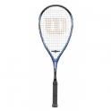wilson - racheta squash wislon cs muscle 190, albastru