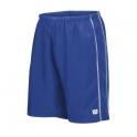 wilson - pantaloni scurti wilson tenis nset, barbati, albastru, xxl