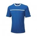 wilson - tricou wilson team crew, barbati, albastru, m