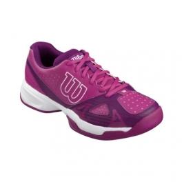 wilson - pantofi sport wilson rush open 2.0, dama, roz, 38 1/3