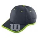 Sapca Wilson Brand Gri/Verde
