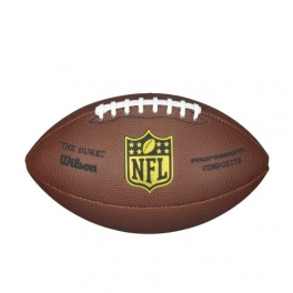 wilson - minge fotbal american  nfl duke replica football