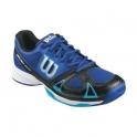 wilson - pantofi sport wilson rush evo, barbati,albastru 41½