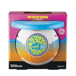 wilson - set de volei wilson endless summer