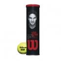 Mingi Tenis Wilson RF Legacy, Set 4 bucati