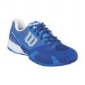 wilson - pantofi sport wilson rush pro 2.0, barbati, albastru, 42
