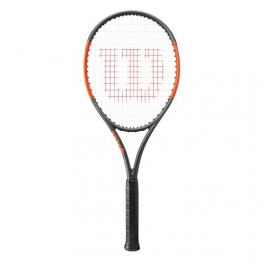 wilson - racheta de tenis wilson burn 100 ls, maner 2