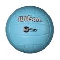 Minge volei Wilson Soft Play, Albastru