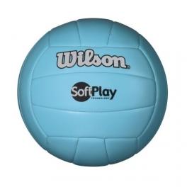 wilson - minge volei wilson soft play, albastru