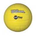 Minge volei Wilson Soft Play, Galben