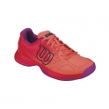wilson - pantofi sport wilson kaos comp radiant, copii, rosu, 36