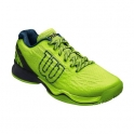 wilson - pantofi sport wilson kaos lime punch, barbati, verde, 44