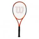 Racheta de tenis Wilson Burn 100 LS, Maner 2