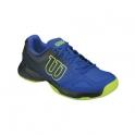 wilson - pantofi sport wilson kaos comp, copii, albastru, 28⅔
