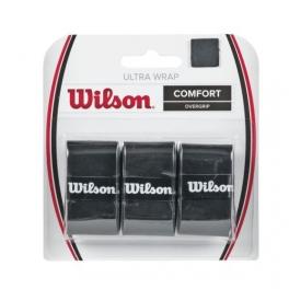 wilson - ultra grip wrap bk 6pk