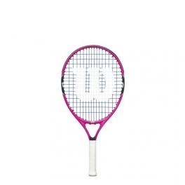 wilson - racheta tenis wilson burn pink 21 rkt, juniori