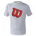 wilson - tricou wilson crew fantasy alb, barbati, l