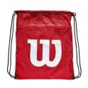 wilson - rucsac wilson cinch bag, rosu