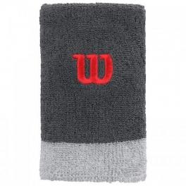 wilson - bandana incheietura extra lata wilson, gri