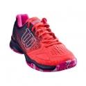 wilson - pantofi sport wilson kaos fiery, femei, multicolori, 37