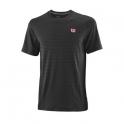 wilson - tricou wilson uwii linear creaw, barbati, negru, l