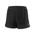 wilson - pantaloni scurti wilson team 3.5, fete, negru, s