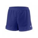 wilson - pantaloni scurti wilson team 3.5, fete, albastru, s