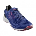 wilson - pantofi sport wilson kaos 2.0 dazzling, barbati, albastru, 44 1/3