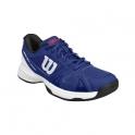 wilson - pantofi sport wilson rush pro 2.5 dazziling, copii, albastru, 33 1/3